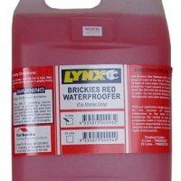 Brickies Red Waterproofer